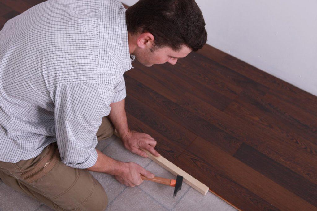 hardwood floor installation Cincinnati