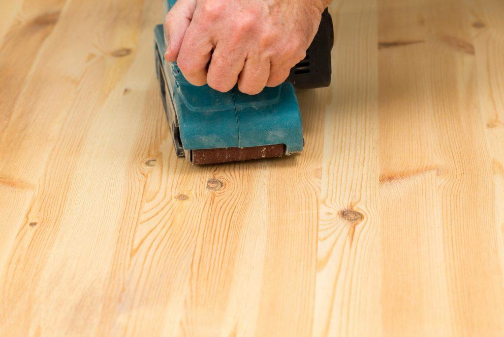 wood floor refinishing Cincinnati
